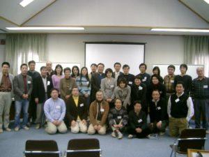 第2回 関東4チャプター交流会集合写真
