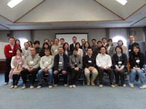 第7回 関東4チャプター交流会集合写真