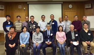 第12回 関東4チャプター交流会集合写真